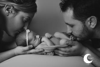sesión de fotos newborn en buñol, valencia