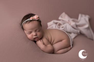 sesión de fotos de bebé en massanassa, valencia