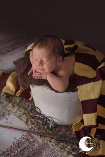 Harry potter recién nacido, valencia
