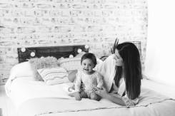 Fotografía de maternidad, la pobla de Vallbona, Lunalupe Fotografía