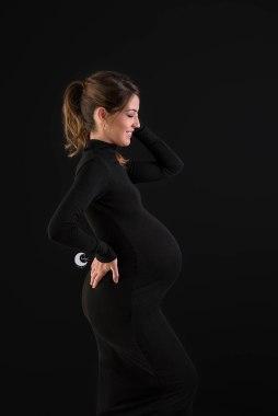 retrato de embarazo, valencia
