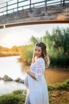 rio de ribarroja, sesión de fotos embarazo, valencia