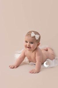fotografía de bebé en estudio, paterna, lunalupe fotografía
