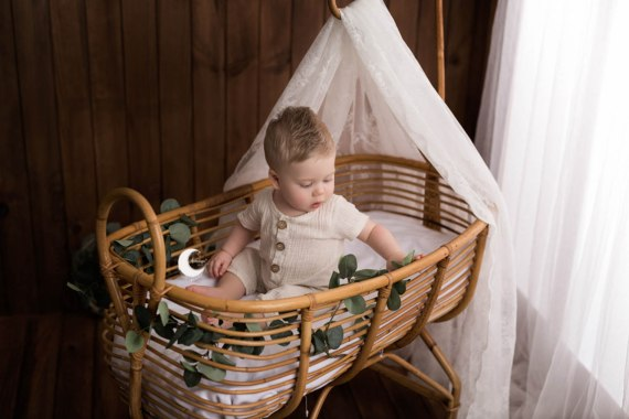 sesión de fotos de bebé, en la Pobla de Vallbona, Lunalupe Fotografía