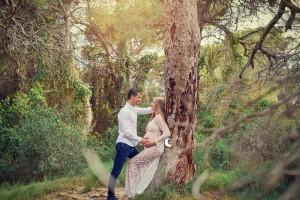 sesión premamá en pareja, lunalupe fotografía valencia