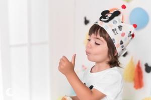 sesión de fotos de cumpleaños mickey mouse valencia