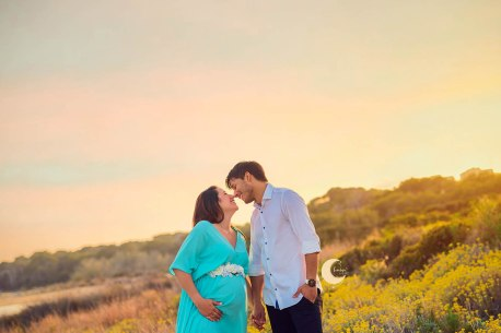 fotógrafa de embarazo y premamá en valencia