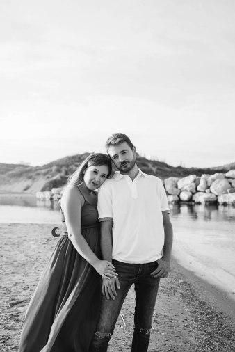 sesión de fotos premamá en la playa, lunalupe fotografía Valencia (4)